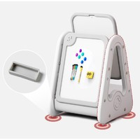 PLUS会员:Parklon 帕克伦 儿童画板家用磁性双面画板