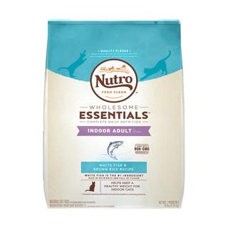 Nutro 美士 进口天然猫粮室内鱼肉成猫 14磅