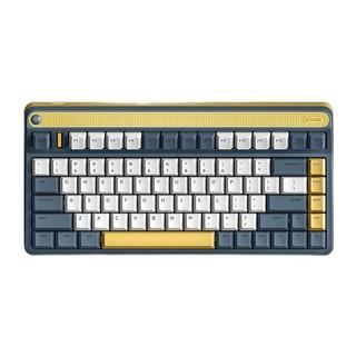 IQUNIX A80 83键 多模无线机械键盘 探索机 Cherry茶轴 RGB