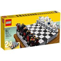 LEGO 乐高 创意周边系列 40174 国际象棋套装
