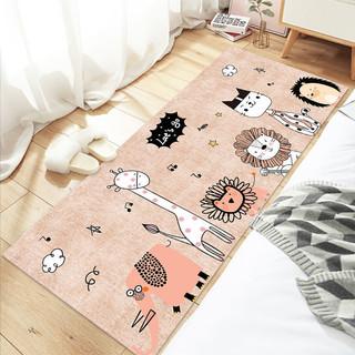 卧室地毯 免洗垫子房间家用  40*120CM