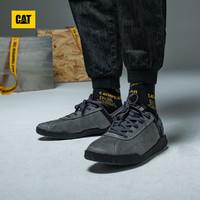 CAT 卡特彼勒 牛剖皮革/织物轻质便捷舒适百搭男休闲鞋