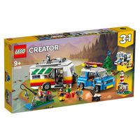 LEGO 乐高 创意百变系列 31108 大篷车家庭假日