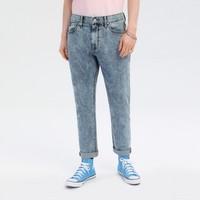 Lee LMR7053HN89X 男士直脚牛仔裤