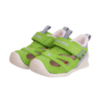 ginoble 基诺浦 TXGB1878 儿童凉鞋 鹦鹉绿/浅灰 125码(内长13.5cm)