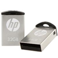 HP 惠普 v222w USB 2.0 U盘 银白色 32GB