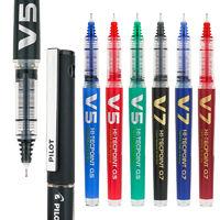 日本PILOT百乐BXC-V5/V7中性笔水笔V5/V7升级版可换墨囊直液式走