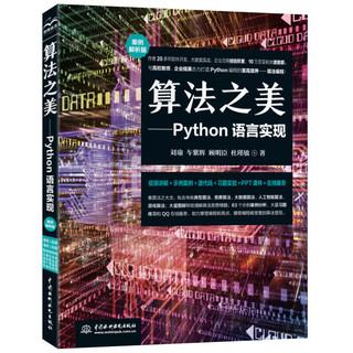 《算法之美—Python语言实现 视频+案例+图解》