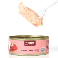 邓巴 猫罐头 金枪鱼+鸡肉