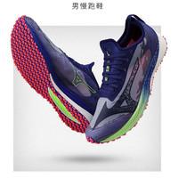 6日0点:Mizuno 美津浓 WAVE DUEL NEO 2 U1GD2190 男减震透气慢跑鞋
