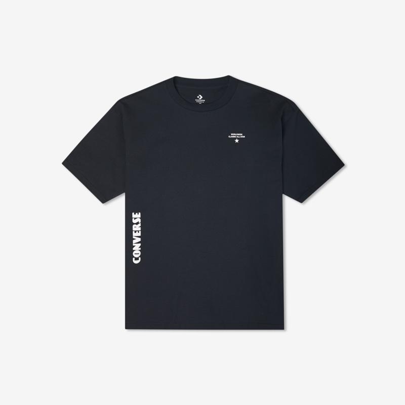 CONVERSE 匡威 Skate 10021508 男子运动T恤