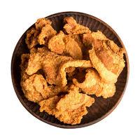 京东PLUS会员 : 鼠仙 五花肉猪油渣  250g*2件