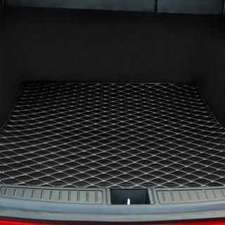 TUHU 途虎 定制 专车专用平面后备箱垫皮革款