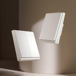 Aqara 绿米联创 E1 智能墙壁开关 零火线单键版