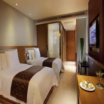 限时免费升级!三亚凤凰水城凯莱度假酒店 高级房2-3晚+免税店巴士
