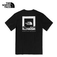 THE NORTH FACE 北面 NF0A5JTT 中性款户外短袖T恤