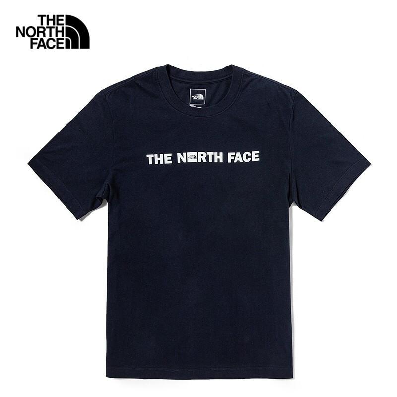 THE NORTH FACE 北面 2SM4 男款圆领T恤