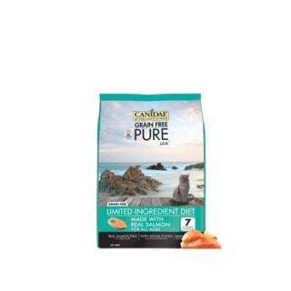 Canidae 卡比 PURE无谷系列 三文鱼全阶段猫粮 4.5kg
