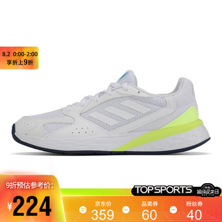 adidas ORIGINALS adidas阿迪达斯2021女子RESPONSE RUNPE跑步鞋FY9588 FY9588 36