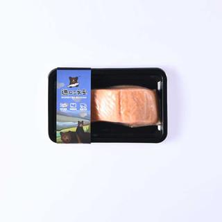 京东 三文鱼/蚬子肉/牛排/薯条组合(三文鱼低至32.4元/斤)
