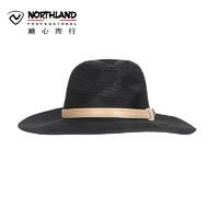 NORTHLAND 诺诗兰 春夏户外遮阳帽透气休闲时尚潮流小檐帽子A070013