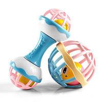 abay 婴儿玩具摇铃牙胶手抓球安抚玩具