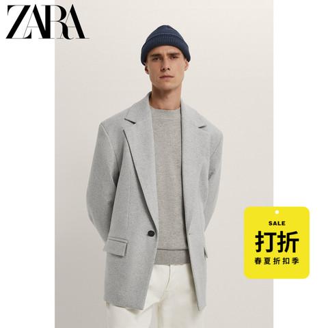 ZARA [折扣季]男装 舒适型 休闲西装外套 03057011803