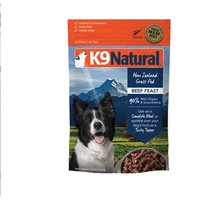 k9 Natural 狗粮冻干 牛肉500g