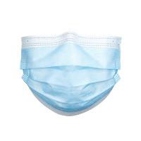 盛和爱众 一次性医用外科口罩 100只 蓝色