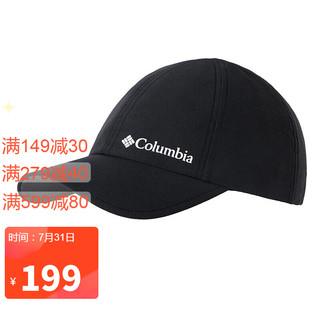Columbia 哥伦比亚 遮阳帽 户外21春夏新款运动城市休闲男女通用休闲帽 CU0129 010