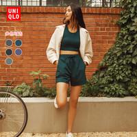 UNIQLO 优衣库 433740 女士高弹力短裤