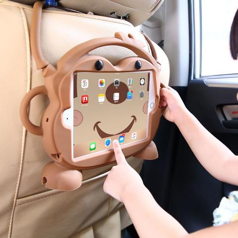 儿童车载防摔苹果ipad保护壳20202021Pro11寸ipad8保护套mini4mini5 air4平板电脑air2air3键盘包2018mini2软