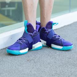 XTEP 特步 男篮球鞋减震包裹耐磨男鞋商场新品