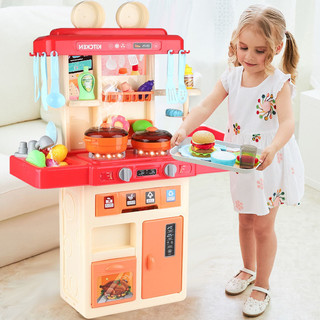 beiens 贝恩施 大号儿童益智过家家厨房玩具