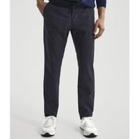 Massimo Dutti 00011011401 男装休闲修身长裤