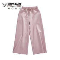 NORTHLAND 诺诗兰 NU诺诗兰户外新款女式时尚潮流运动卫裤KL072118