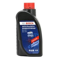 BOSCH 博世 升级版刹车油 制动液DOT4 Plus 1L