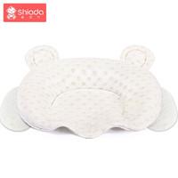 Shiada 新安代 婴儿枕头定型枕 四季款0-1-3岁宝宝纯棉儿童枕头婴儿用品 荞麦定型枕+2个调节柱