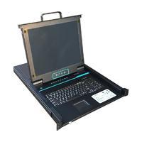 TOTEN 图腾 KVM1708 KVM液晶切换器