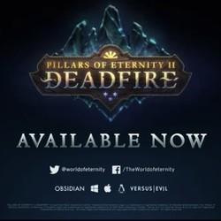 杉果游戏 PC数字版游戏《永恒之柱II:死亡之火》黑曜石版 中文