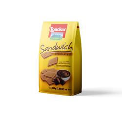Loacker 莱家 威化夹心饼干牛奶香草味 200g