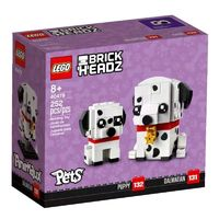 LEGO 乐高 方头仔系列 40479 斑点狗