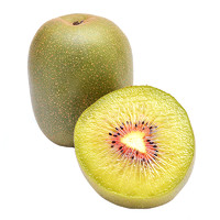 PLUS会员:琪果果 红心猕猴桃 单果85g-105g 12粒大果