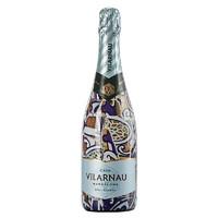 PLUS会员:VILARNAU 维拉诺 珍藏卡瓦 干型起泡葡萄酒 12度 750ml