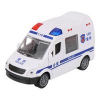 KIDNOAM 儿童玩具车 110警察车