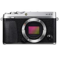 FUJIFILM 富士 X-E3 APS-C画幅 微单相机 银色 单机身