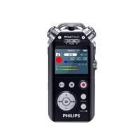 PHILIPS 飞利浦 录音笔VTR7800专业高清降噪会议记者采访远距录音器转文字