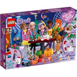 LEGO 乐高 好朋友系列 41382 圣诞倒数日历