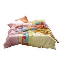 MERCURY 水星家纺 格里其 40支全棉床上四件套 1.8m