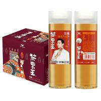 88VIP:Uni-President 统一 茶里王台式乌龙茶 420ML*12瓶整箱装